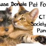 CT Humane Society pet food drive
