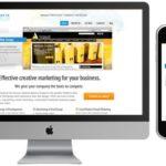 CT responsive web design