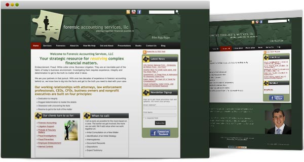 CT Wordpress design