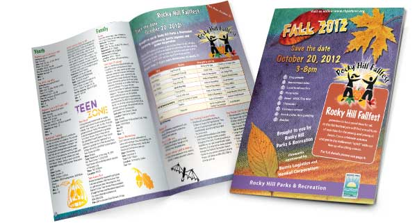 CT Brochure Design