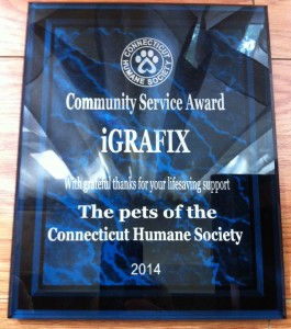 community service award-cth