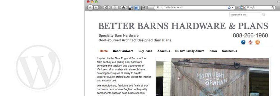Better Barns Hardware