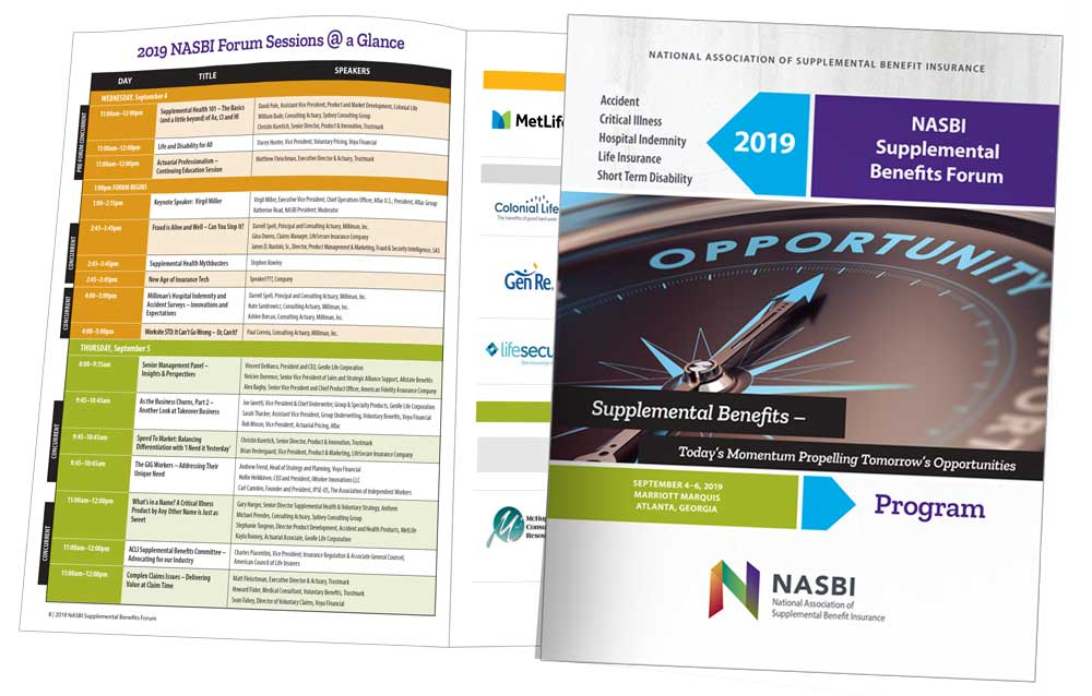 2019 NASBI Event Brochure